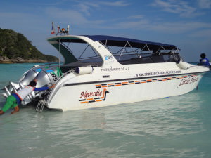 Specialtours - Privatcharter Inselhopping