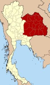 Isaan - der Nordosten Thailands