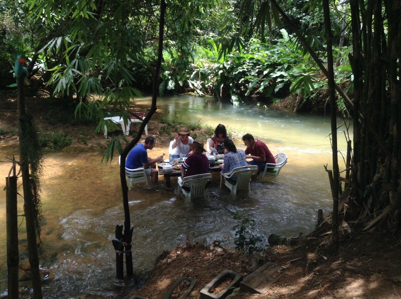 Flussrestaurant
